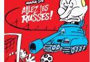 Charlie Hebdo.Снова Путин на обложке